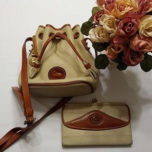 Dooney Set & Bourke Mini Bag & Wallet